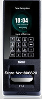 Super Mini Face Recognition System for Time Attendance Support Max 300 User F110-C  Drop Shipping Available