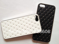 Wholesale Starry Diamond Bling Shining Stars Hard Case Cover for Apple iPhone 5 5G/5S 9 Colors Free DHL Shipping 100pcs