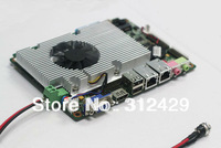 "3.5"" mini pc mainboard with Intel Core i7 cpu SBC motherboard with 3G/wifi 6COM"