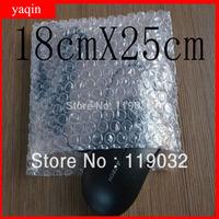 Free Shipping  Small bubble  packaging bags  PE bubble bags (200 pcs / lot )18cmX25cm