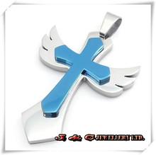angel cross pendant promotion