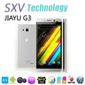 4.5 inch Jiayu G3 MTK6577 Dual core phone Android 4.0 1GB/4GB IPS WCDMA 8.0MP Dual Camera GPS WIFI Bluetooth