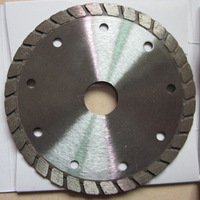 "5""/125mm diamond stone turbo saw blade quartz granite etc natural stone cutting blade 5 inch diameter 22.23mm hole 8mm segment"