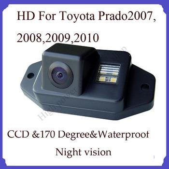car rear  backup camera for Toyota Land Cruiser 120 Series 2002-2009  for  Toyota Prado  parking camera HD Car rear view camera