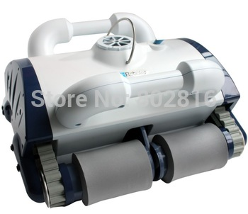 Smart Swimming pool cleaning equipment, Automatic vacuum pool cleaner,Robot pool cleaner for Irregular shape swimming pool