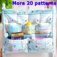 Baby Storage Bag in Nursery decor Baby Crib Hanging Bag Bedding Baby Clothes Storage Kids Storage Diaper Storage Baby bedding