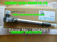 Orginal common rail injector 0445110376 for Cummins ISF2.8 5258744 Diesel fuel injectors 0445 110 376