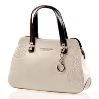 hot selling 2014 women's fashion stylish pu leather designer ms. pattern handbag shoulder messenger bag women vogue clutch