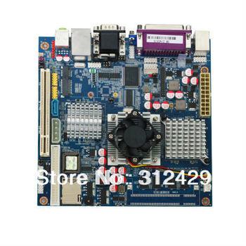mini-itx intel socket 478 motherboard ddr2 915GM chipset 2*COM/PCI for POS terminal