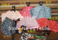 Nice Free Shipping TB umbrella automatic 3 fold umbrellas for Fashion crowd! six colors