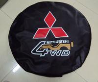 Mitsubishi Pajero  Car Motor Auto Spare Wheel Tyre/Tire Cover Rear 15 inch SUV  4WD