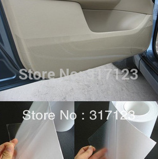 Free shipping Rhino Skin Car Bumper Hood Paint Protection Film Vinyl Clear Transparence film 20cmx6M thickness:0.2mm