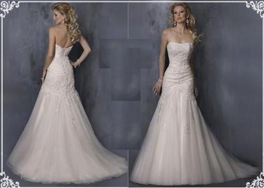 Diamond Fishtail Wedding Dresses : Aliexpress buy wedding dress europe lace fishtail