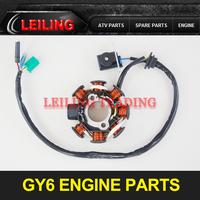 8Level,Stator Assy,Magneto GY6 150cc.Engine Parts