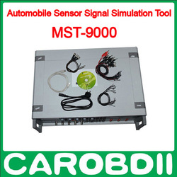 Automobile Sensor Signal Simulation Tool MST-9000 MST-9000+ 2012V technician car ECU reparing & key programming(China (Mainland))