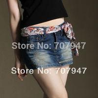 Free shipping 2014 brand Denim shorts pants fashiobn denim shorts culottes female short jeans shorts women