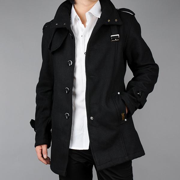 Peacoat Jacket For Men | Outdoor Jacket