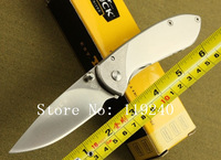 Buck 327 Folding Knife 5Cr13 Blade Material,All-Steel Hand Shank Outdoor Camping Knife Free Shipping