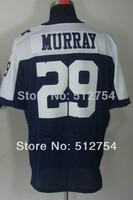 Dallas #29 DeMarco Murray Jersey,Elite Football Jersey,Best quality,Authentic Jersey,Size M L XL XXL XXXL,Accept Mix Order