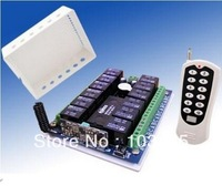 12ch Radio Controller RF Wireless Remote Control Switch