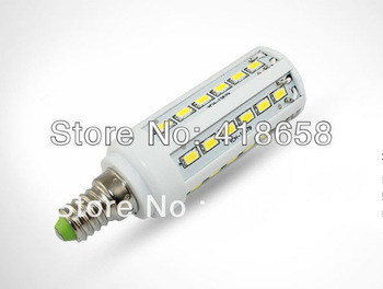 wholesale free shipping 10PCS/lot 5630 SMD 42 beads E14 12W high quality LED Energy-saving corn bulb