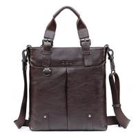 Gsq boutique bag men business casual quality luxury cowhide messenger bag handbag shoulder bag