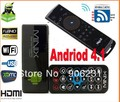 Free Mele F10 MINIX New NEO G4 Dual Core Android Mini PC RK3066 A9 Stick TV Dongle with Remote Control andriod 4.1 TV Stick