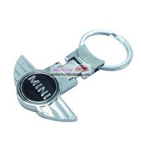 New Pendant Keychain Key Chain Ring Chrome For BNW Mini MINI Cooper Countryman Free Shipping High Quality Wholesale