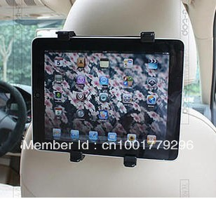 seat Bracket Clip Car Holder for Ipad/ for tablet pc GPS  for 7inch,8inch,9.7inch,10.1inch tablet pc Free Shipping