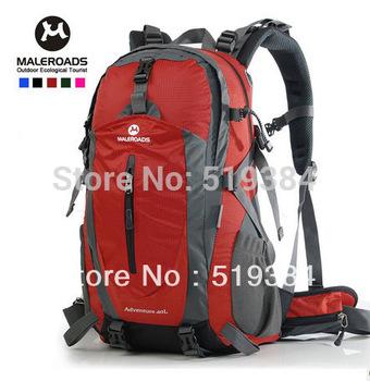 travel bag sport backpack waterproof outdoor climbing mountaineering hiking camping ...