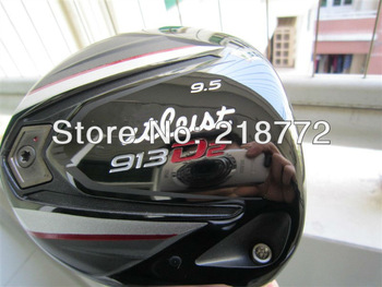 2013 New 913-D2 golf driver 8.5or9.5 10.5 loft TOUR-AD DI-BBsGraphite/shaft R/S golf clubs and Headcover Free shipping,