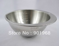 stainless steel measure bowl-weight bowl-kitchen ware