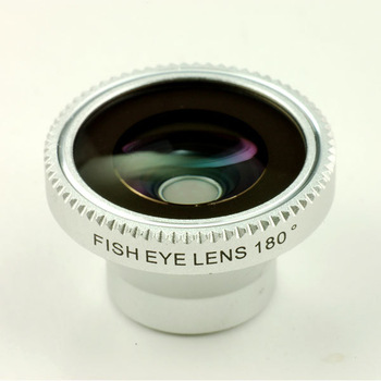 retal fashion model 180 degree fisheye lens for iphone and samsung ,ipad