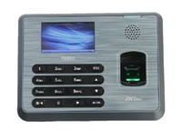 Free Shipping by DHL, TCP/IP Fingerprint Time Attendance ,with ID card modle, U-disk download ,User Capacity 2200 ,sn;FP_TX628