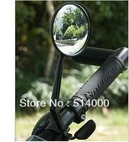 2014 Bike Bicycle Cycling Wide Angle Handlebar Rear View Mirror