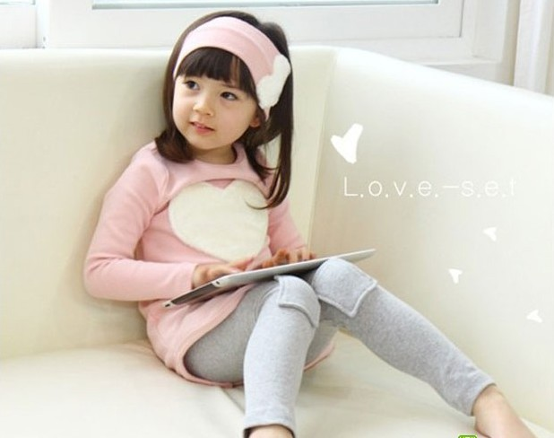 Free shipping,5 sets/lot children clothing set,girl wear,kid's wear,3 pcs:headband+dress+pants,2 color hot sale in store,1.38kg(China (Mainland))