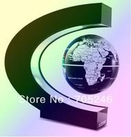 Valentine's Day Gift Electronic Wireless Magnetic Levitation Floating Globe LED Light 3 inch antigravity globe magic