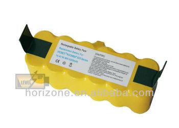OEM 14.4V 4500mAh Ni-Mh APS battery for iRobot Roomba 80501 510 770 780 790 Vacuum Cleaner battery