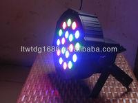 led par light/led strobe light,led par light/high quality led RGBW par light