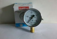 "4pcs/lot 2.5"" 60mm brass pressure gauge r,vacuum manometer ,"