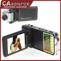 F900 Car DVR 100% H.264 compressed format 9712 HD Lens 4x Digital Zoom Car DVR recorder night vision HDMI Free shipping F900LHD