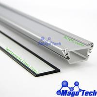 DHL/FEDEX /EMS Free shipping- 100CM  LED  aluminum profiles  for  18W  wash wall profile heatsink