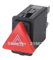 Free shipping Auto hazard/warning light switch for SKODA/1U0 953 235B 12v