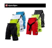 High Quanlity 2013 Troy lee desige  Moto Pant/Shorts Bicycle Cycling MTB BMX DOWNHILL TLD Shorts White