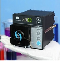 BQ50S micro-flow variable speed peristaltic pump for water pumps fluid / FZ10 Pump head