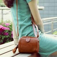 Vintage camera bag women fashion cosmetic bag cross-body small storage bag one shoulder handbags