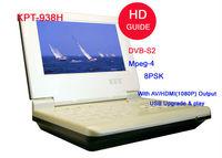 DVB-S/S2 mpeg4 DVB-S2 satellite finder meter KPT938H