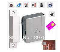 GSM Magnetic Door Sensor Alarm GSM monitor Security Alarm Door Alarm   Quad band Network: GSM850/900/1800/1900MHZ