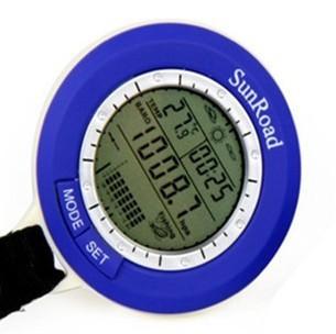 Multifunction Fishing barometer,waterproof digital fishing barometer free shipping