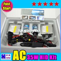 F5 Fast start hid kit H1 H3 H7 H8 H9 H11 9005 9006 xenon hid kit 3 sets per lot   6000K 8000K hid conversion kit ID1643ycx